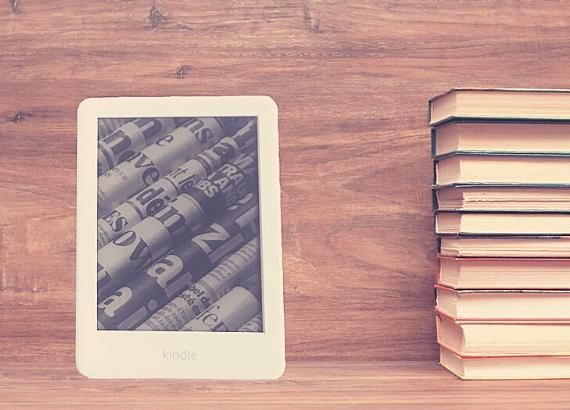 Livros digitais, o melhor custo benefício para suas leituras, experimente!